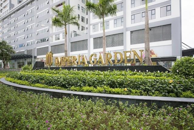 Imperia Garden chính thức vận hành các tiện ích 'Vườn trong phố'    - ảnh 1
