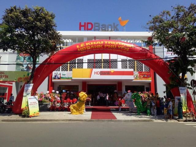 HDBank về xứ 'Hoa vàng trên cỏ xanh' - ảnh 1