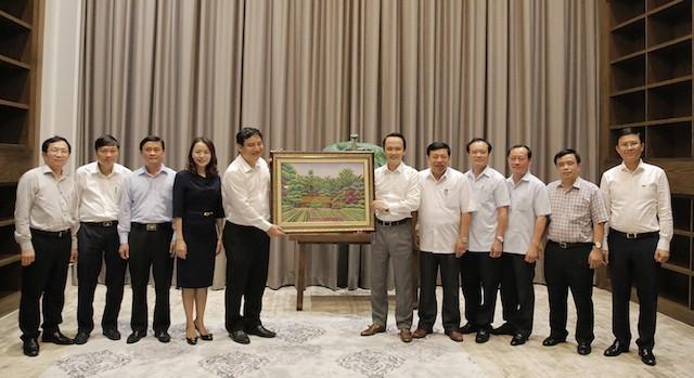 Dự án 10.000 tỷ đồng của FLC tại Nghệ An sẽ khởi công trong quý I năm 2018 - ảnh 1
