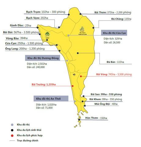 Lộ diện 'ông lớn' muốn biến Tây Bắc đảo Phú Quốc thành Phuket, Jeju - ảnh 1
