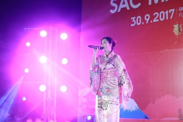 Rực rỡ lễ hội sắc màu châu Á tại FLC Sầm Sơn - ảnh 2