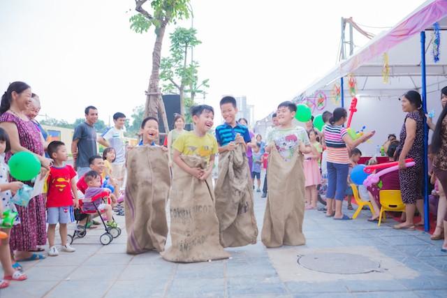 Lễ hội trung thu tại TNR Goldmark City độc đáo nhất Hà Nội - ảnh 2