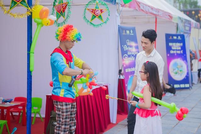 Lễ hội trung thu tại TNR Goldmark City độc đáo nhất Hà Nội - ảnh 3