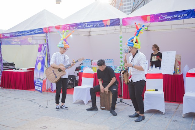 Lễ hội trung thu tại TNR Goldmark City độc đáo nhất Hà Nội - ảnh 4