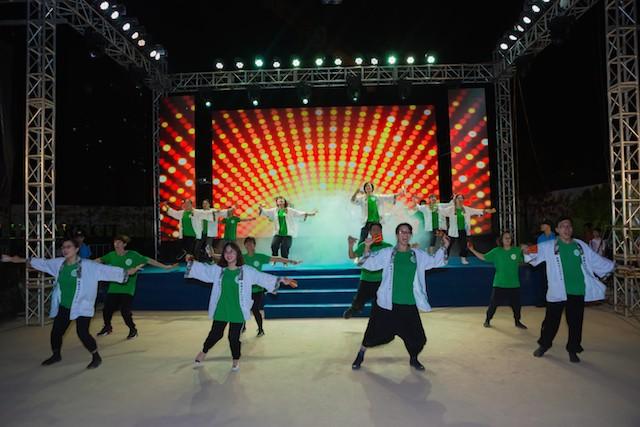 Lễ hội trung thu tại TNR Goldmark City độc đáo nhất Hà Nội - ảnh 5