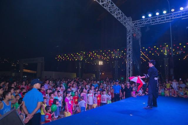 Lễ hội trung thu tại TNR Goldmark City độc đáo nhất Hà Nội - ảnh 7