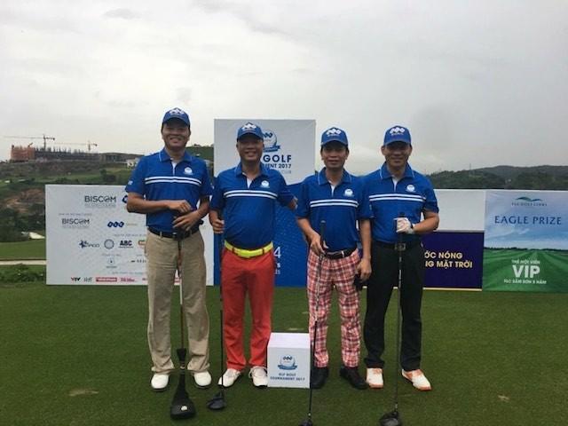 Khai mạc giải KLF Golf Tournament 2017 - ảnh 1