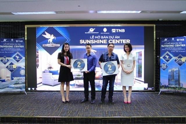 Chính thức mở bán dự án Sunshine Center – 16 Phạm Hùng - ảnh 3