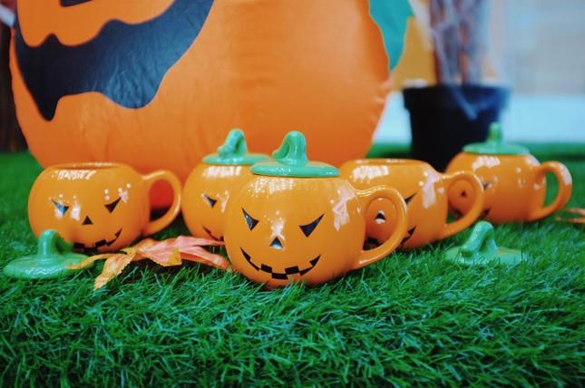 Trải nghiệm Halloween kỳ thú tại The Garden    - ảnh 1