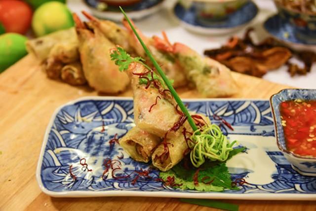 Bếp trưởng '5 sao' bật mí chuyện nấu nướng cho đại biểu APEC ăn thật ngon - ảnh 5