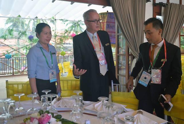 Khám phá tiệc chiêu đãi thực khách APEC 2017 - ảnh 2