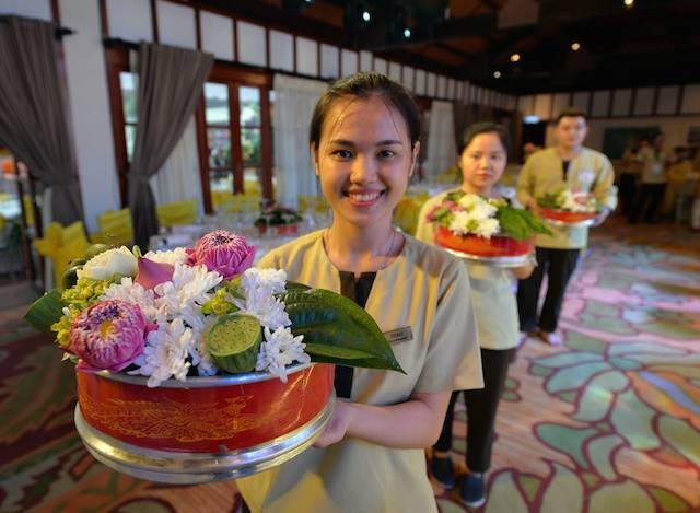 Khám phá tiệc chiêu đãi thực khách APEC 2017 - ảnh 7