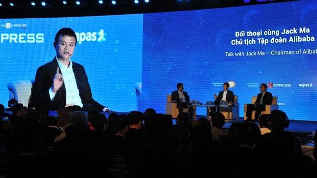 Jack Ma tiết lộ mục tiêu chính khi đưa Alibaba sang Việt Nam - ảnh 1