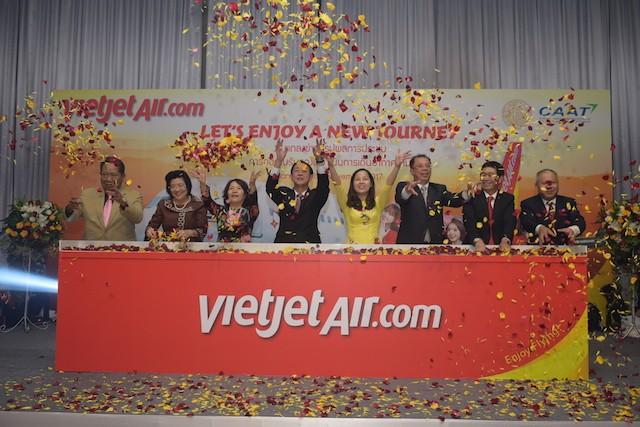 Vietjet mở đường bay Đà Lạt-Băng Cốc - ảnh 1