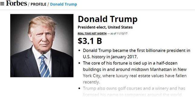 Tài sản của ông chủ Vingroup lên đến 4,8 tỷ USD, vượt cả Tổng thống Trump - ảnh 1