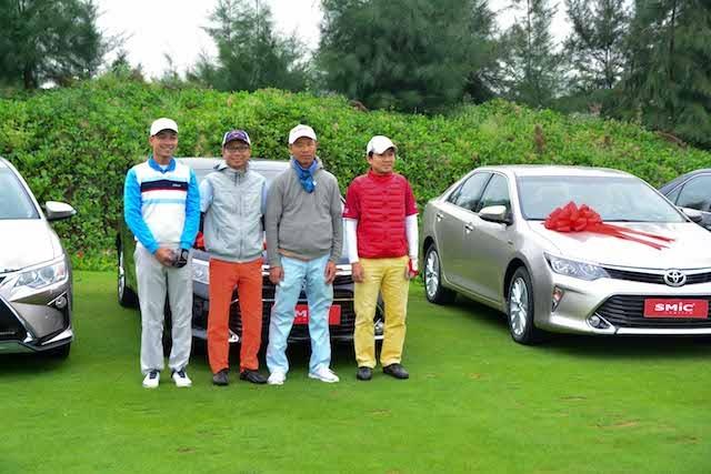 1000 gôn thủ tranh tài tại SMic Golf Challenge Tournament 2017 - ảnh 2