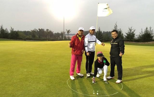 Giải SMIC Golf Challenge Tounamnet 2017 đã tìm được nhà vô địch - ảnh 2
