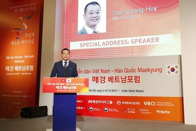 Cộng đồng doanh nghiệp là nền tảng thúc đẩy tình hữu nghị Việt Nam – Hàn Quốc - ảnh 1