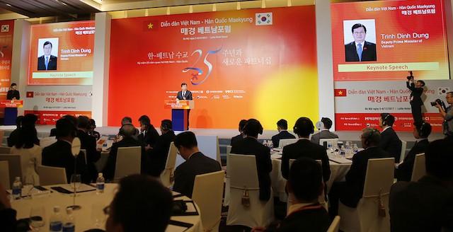 Cộng đồng doanh nghiệp là nền tảng thúc đẩy tình hữu nghị Việt Nam – Hàn Quốc - ảnh 2