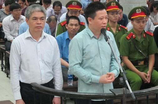 Hà Văn Thắm: Tổng giám đốc Sơn bị kiểm soát tại OceanBank - ảnh 1