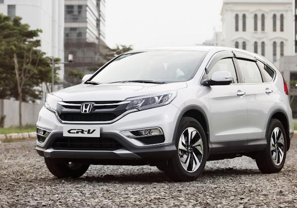 Đừng có mơ mua Honda CR-V với giá thấp kỷ lục - ảnh 1