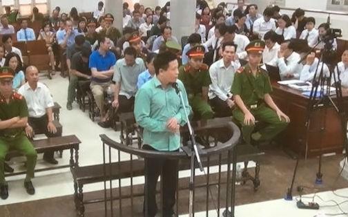 Một loạt cựu giám đốc OceanBank kêu oan trước Tòa - ảnh 1
