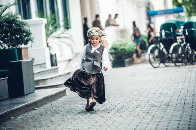 Khó rời mắt khỏi vẻ đẹp cuốn hút của bé gái Hà Nội - ảnh 10