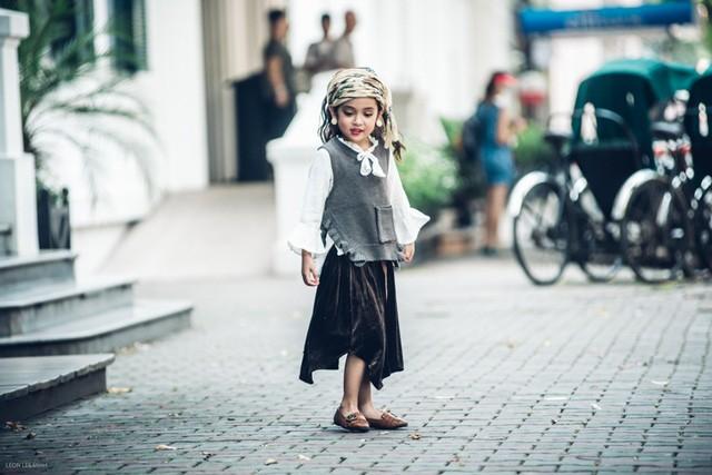 Khó rời mắt khỏi vẻ đẹp cuốn hút của bé gái Hà Nội - ảnh 11