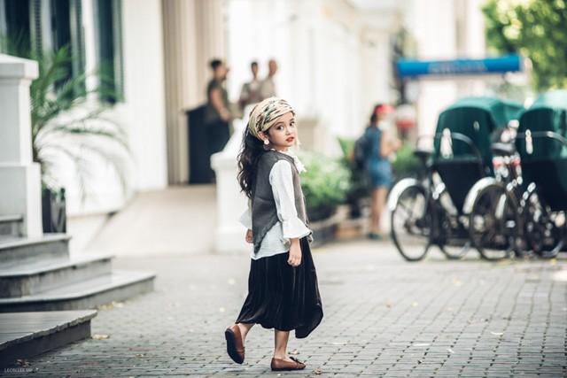 Khó rời mắt khỏi vẻ đẹp cuốn hút của bé gái Hà Nội - ảnh 12