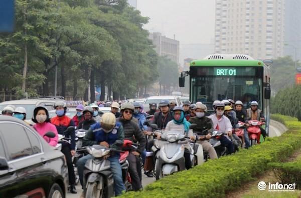 Hà Nội trao giải cho ý tưởng giao thông tương tự Nghị quyết đã được thông qua? - ảnh 1