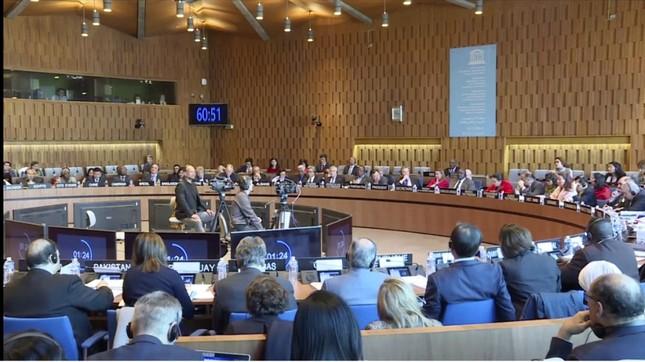 Đại sứ Phạm Sanh Châu: Tôi sẽ giúp UNESCO đoàn kết hơn - ảnh 3