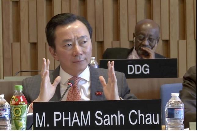 Đại sứ Phạm Sanh Châu: Tôi sẽ giúp UNESCO đoàn kết hơn - ảnh 2