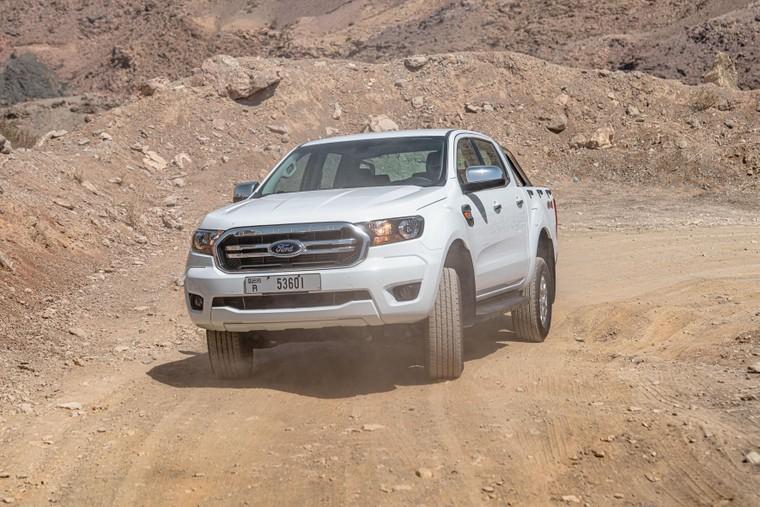 Năm bí quyết giúp các chủ xe tự tin thách thức mọi giới hạn cùng Ford Ranger ảnh 1